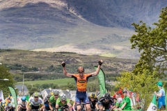 REPRO FREE***PRESS RELEASE NO REPRODUCTION FEE*** 2016 An Post Rás Stage 4, Dingle to Sneem 25/5/2016 Nicolai Brochner of Denmark Riwal comes home to win An Post Rás Stage 4 into Sneem Mandatory Credit ©INPHO/Morgan Treacy