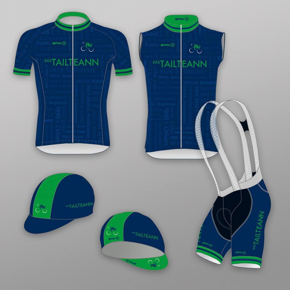 Ras Tailteann Cycling Kit 59046410f