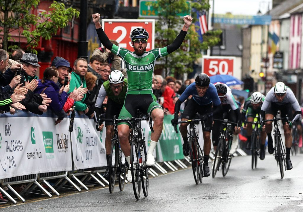 Robert-Jon McCarthy wins stage 2 21/5/2018