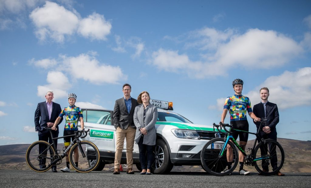 ddbb1543f Europcar revealed as official race partner to An Rás Tailteann